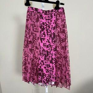ICEBERG printed skirt